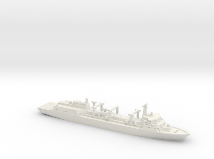 PLA[N] 901 Fast Combat Supply Ship, 1/1800 3d printed
