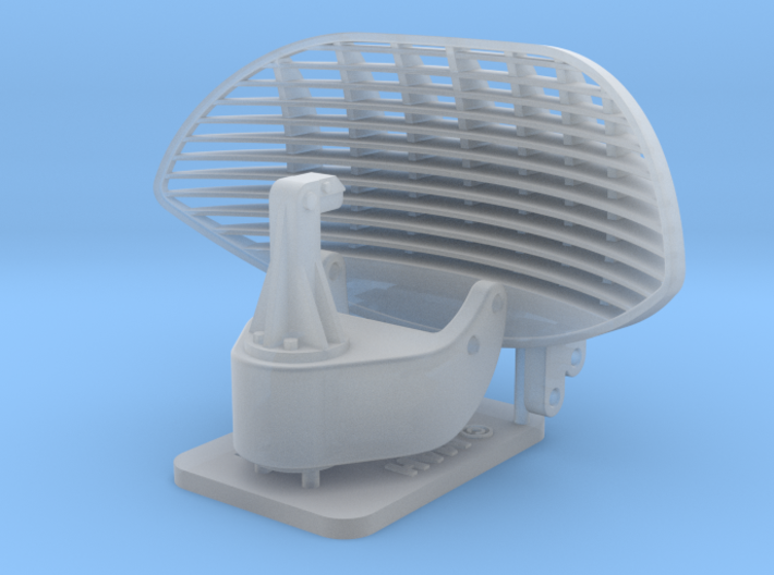 SV radar 1/32 3d printed