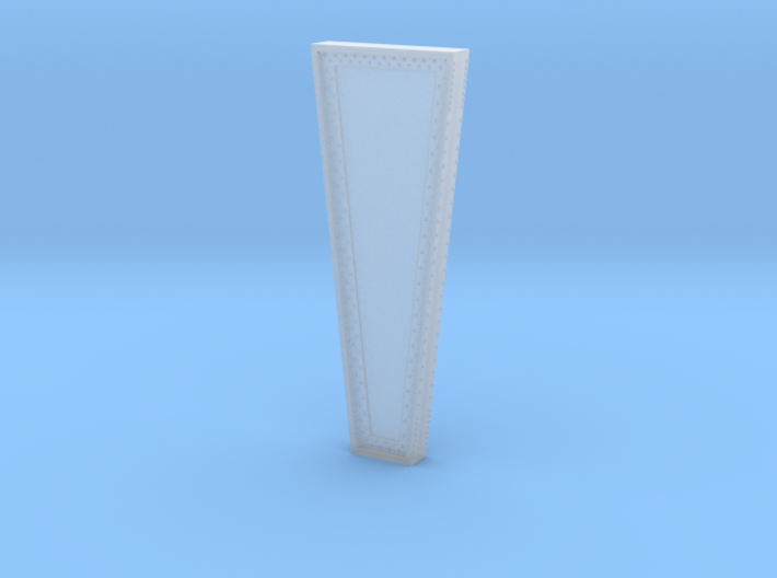 Center Pier for Rt 15 Bridge Wethersfield 3d printed