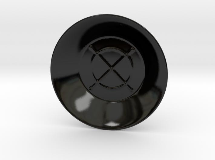 Seal of Jupiter Charging Bowl (large) 3d printed
