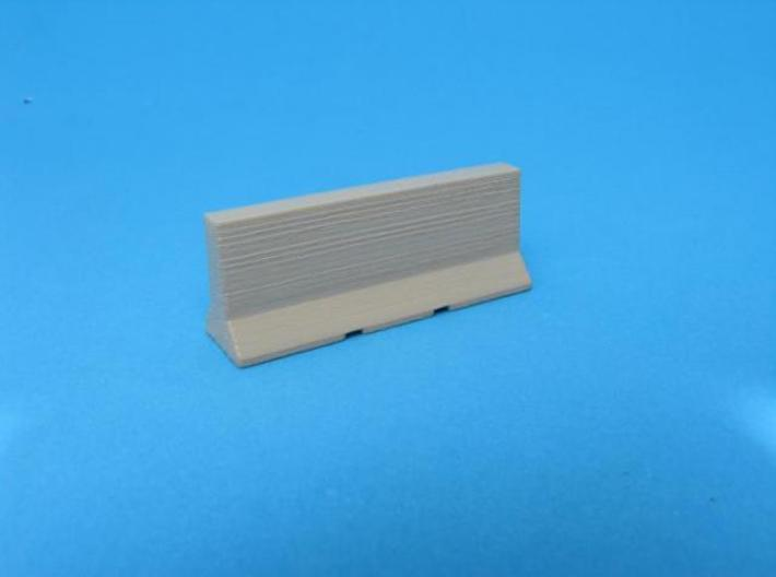 HO/1:87 Jersey barrier 3m x10 3d printed