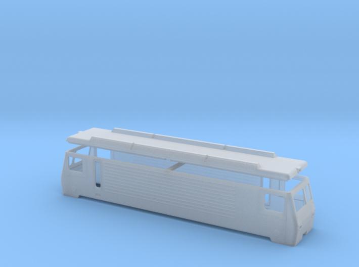 SBB HGe 4/4 II 3d printed