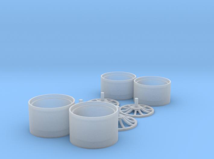 nsx v spoke set 3d printed