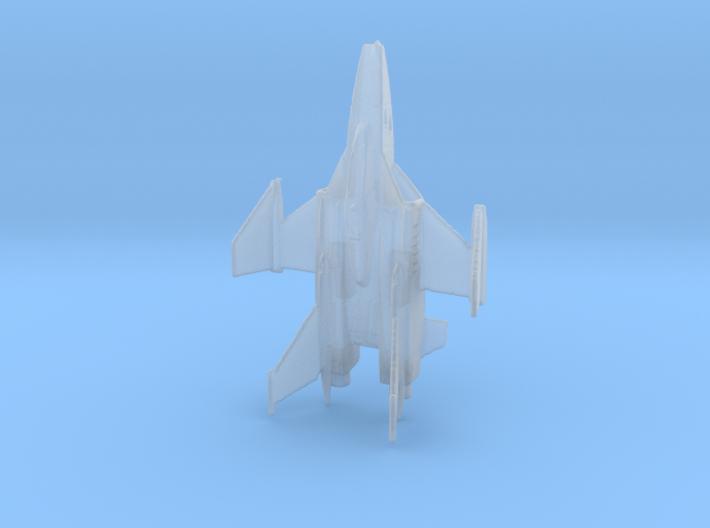 Tin Cod 1:400 3d printed