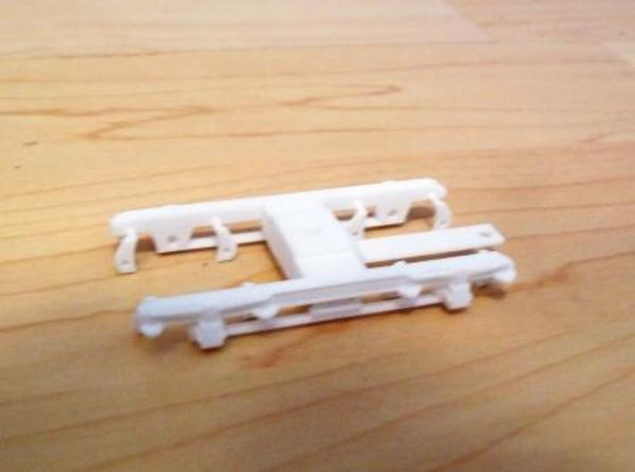 GNRi F16 and K15 Coach Bogie 3d printed Description