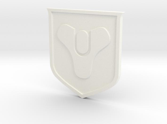 Destiny Sigil 3d printed