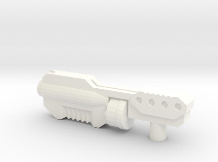 Legends Class Heavy Shotgun 3d printed