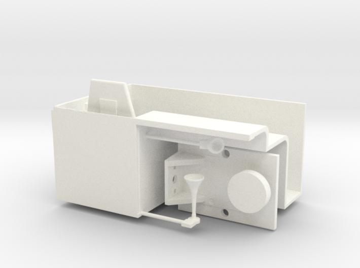 Spur2m SKL24 Inneneinrichtung 3d printed
