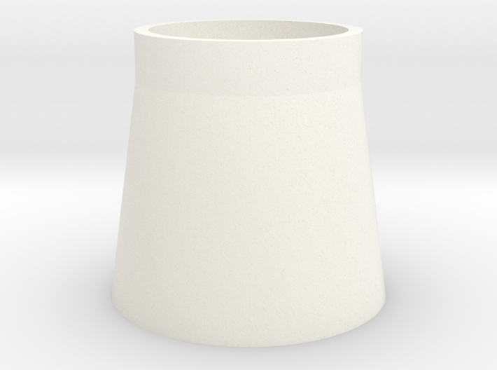 Refined Shot Glass 3d printed