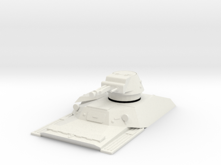 PV190A T-40 - Waterline (28mm) 3d printed