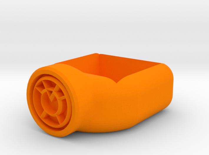 Orange Lantern Corps Chalk Holder 3d printed