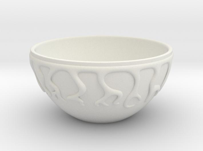 Cereal Bowl 3d printed