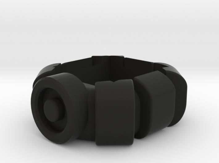 Batman Beyond Belt Chalkholder 3d printed