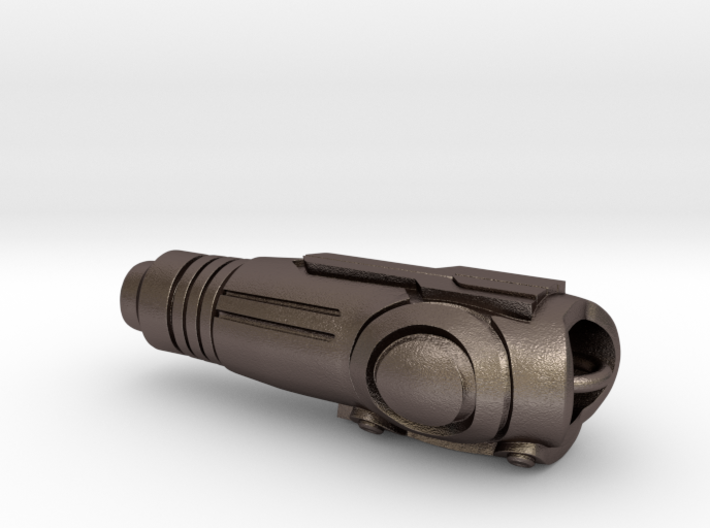 Hollow Arm Cannon 3d printed