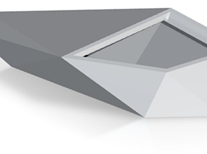 Geometric Planter 3d printed