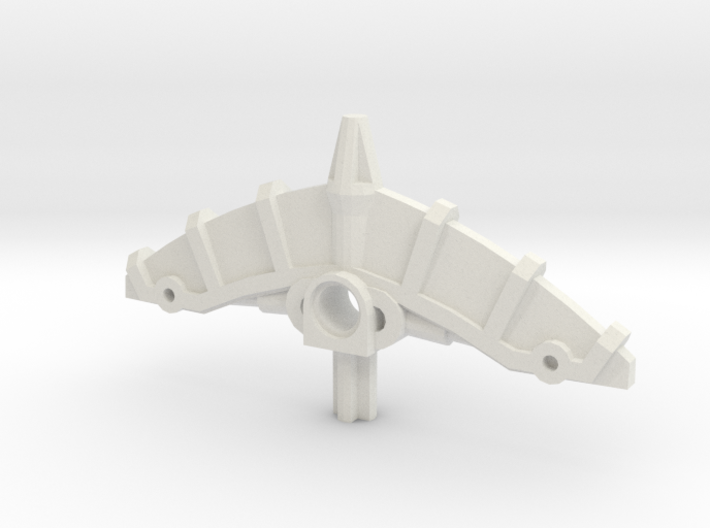 Bionicle weapon (Kongu, set form) 3d printed