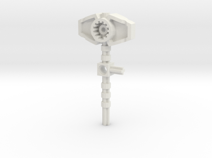 Bionicle weapon (Reidak, set form) 3d printed