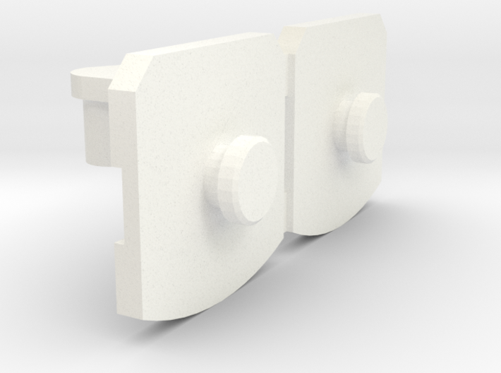 TR: PowerLord Wrist Adaptor 3d printed