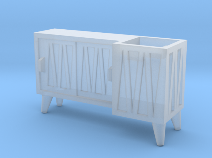 Cabinet 3d printed