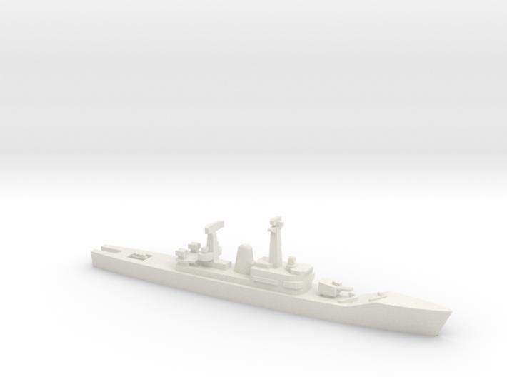 Van Speijk-class frigate (1963), 1/1250 3d printed