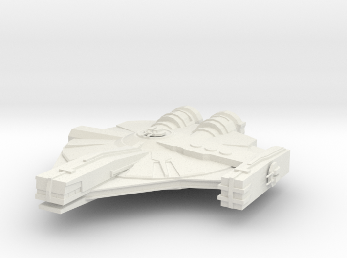 XS Freighter 3d printed