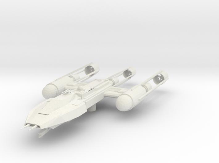 Y3 Wing 3d printed