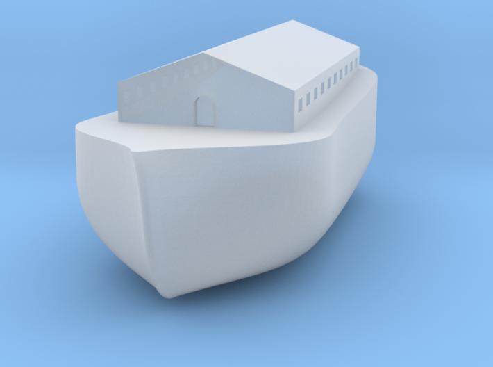 Noah's Ark 3d printed