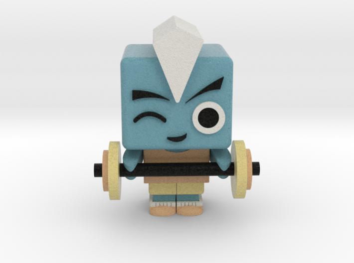 Trainer 3d printed