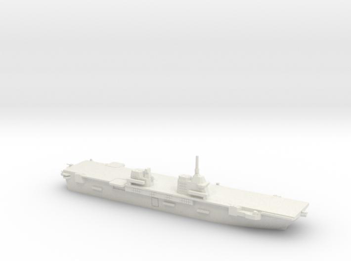 Trieste LHA, 1/700 3d printed