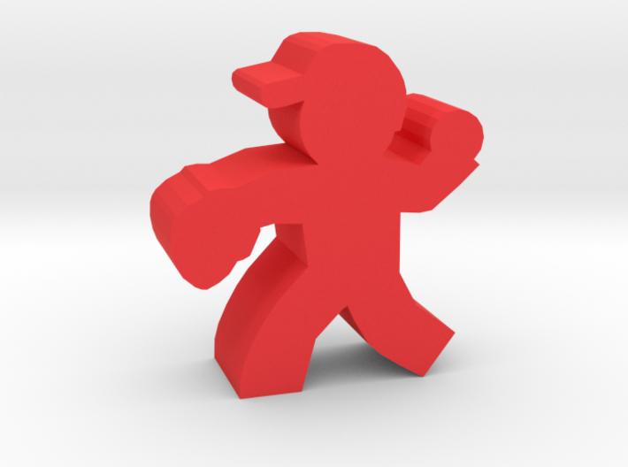 Game Piece, Baseball Pitcher 3d printed