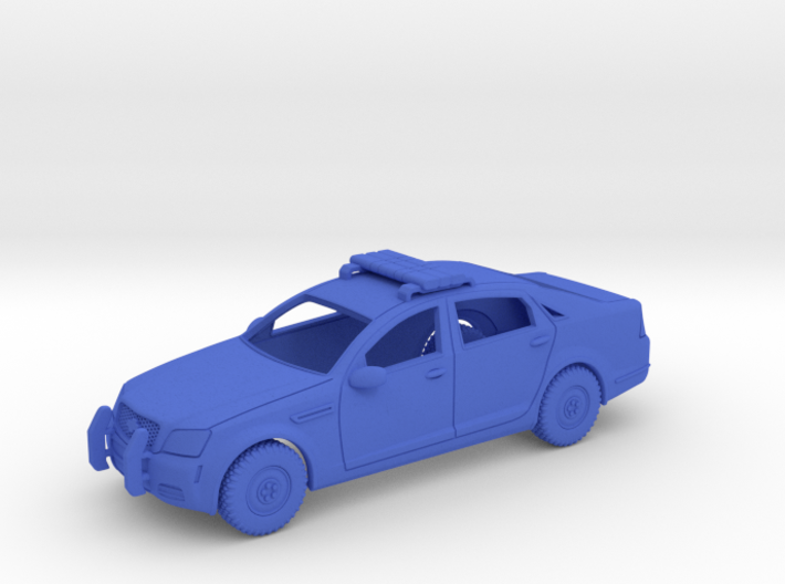 Chevy Caprice preview 3d printed