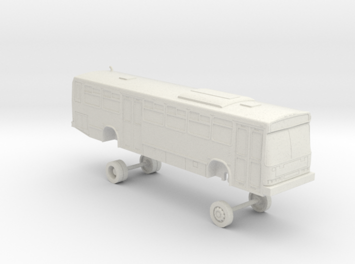 HO Scale Bus Neoplan AN440 Muni 8100-8300s 3d printed