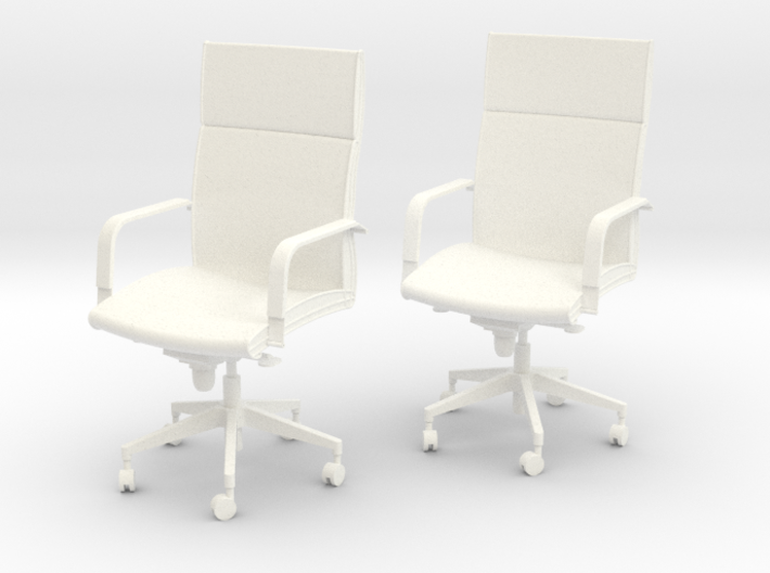 WheelChair 3d printed