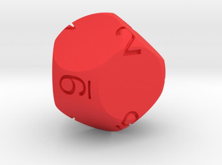 D9 Sphere Dice 3d printed