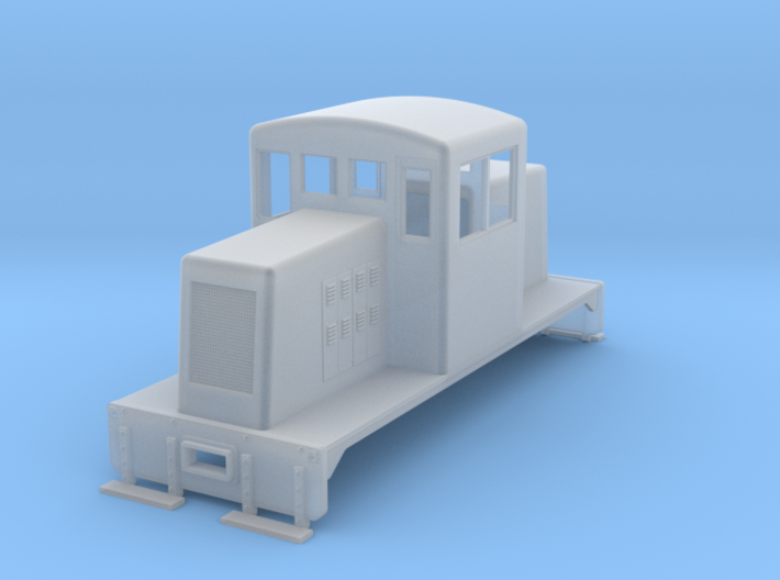 On30 44t conversion body 3 3d printed