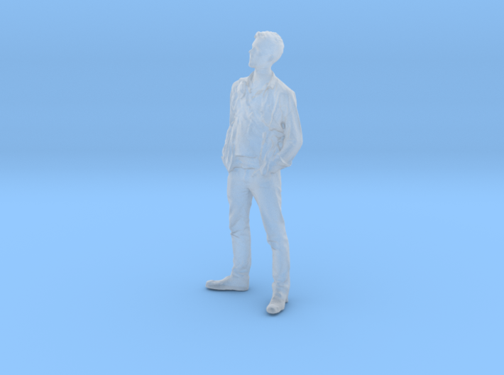 Printle C Homme 015 - 1/48 - wob 3d printed