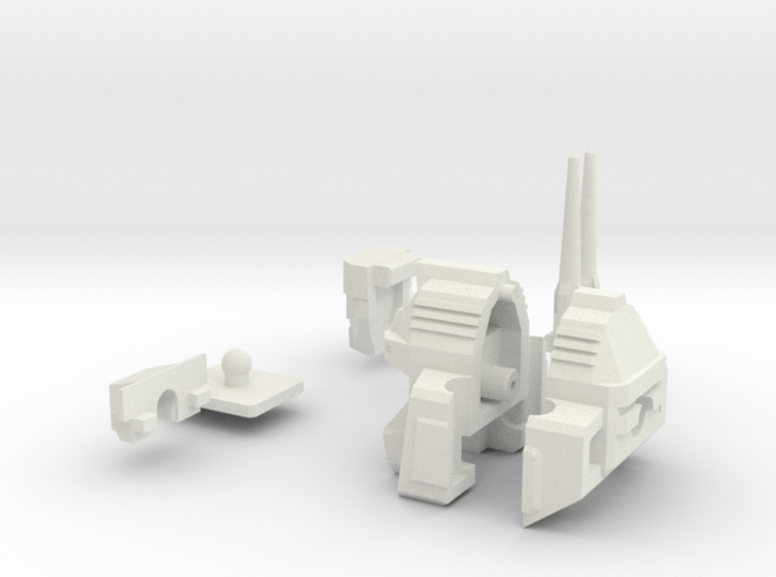 Ko Os Superion Improved Head 3d printed