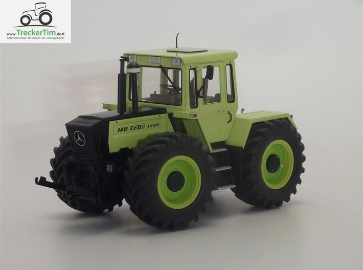 MB Trac Fronthydraulik 3d printed