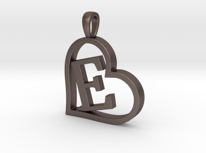 Alpha Heart 'E' Series 1 3d printed