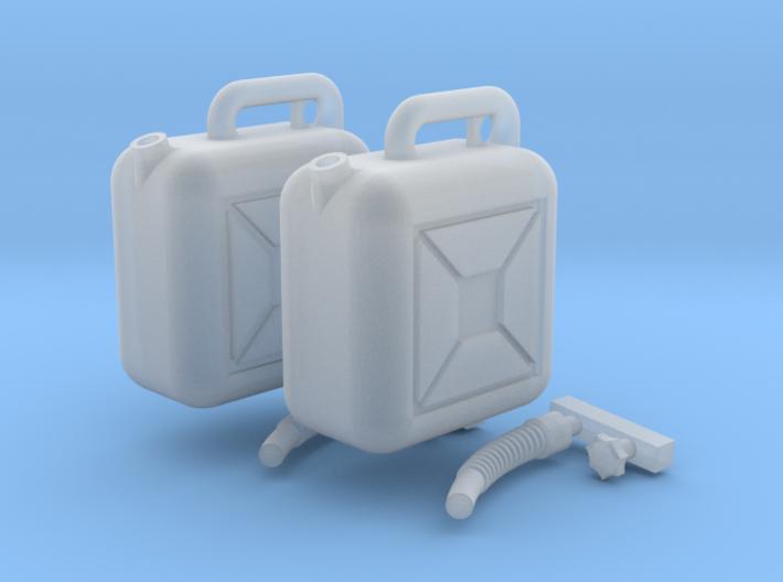 2 Kanister 3d printed