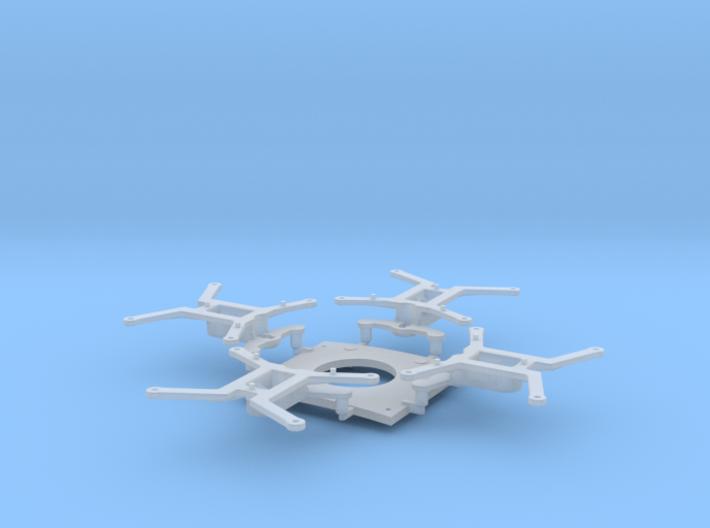 Adapter Panthograph BR 151 TT 3d printed