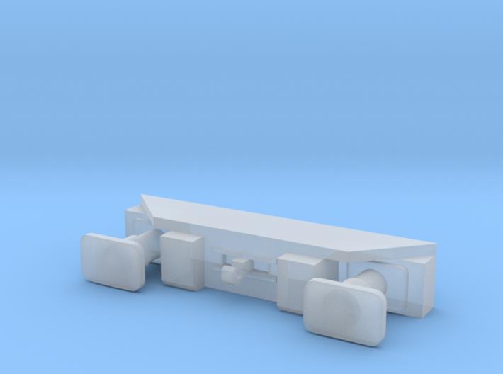 BAM-Ge4-4 Puffer 3d printed