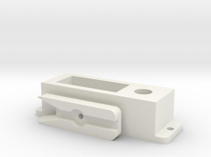 3 standenschakelaar print onderdelen 3d printed