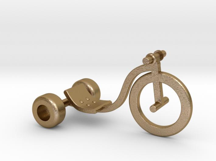 Drift Trike Pendant 3d printed