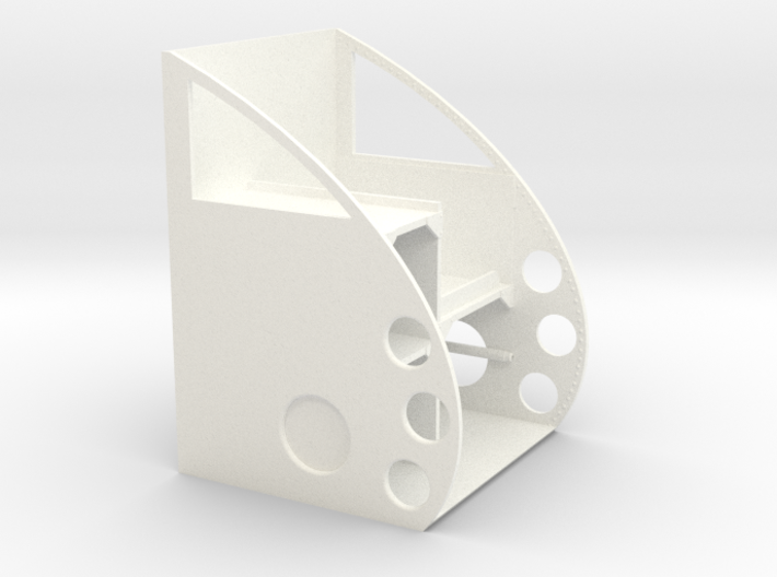 1.6 SOUTE BATTERIE BELL (B) 3d printed