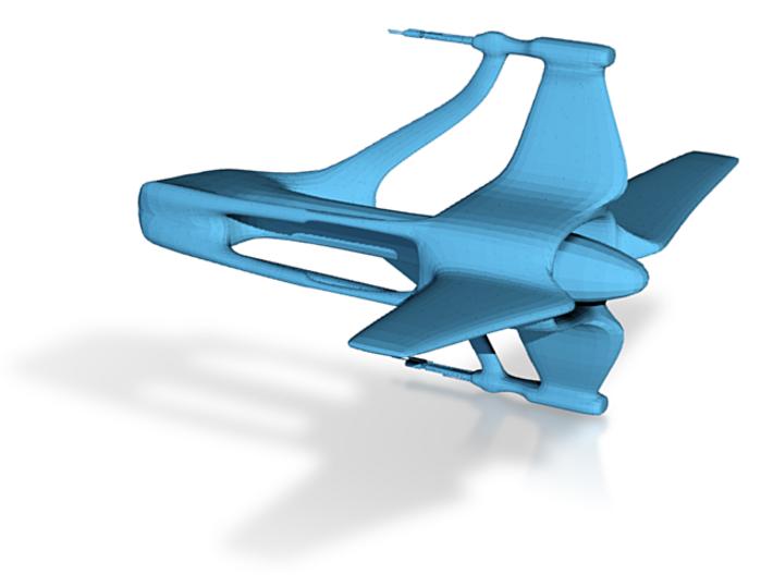 Brakiri - Avioki Cruiser (w/o base) 3d printed