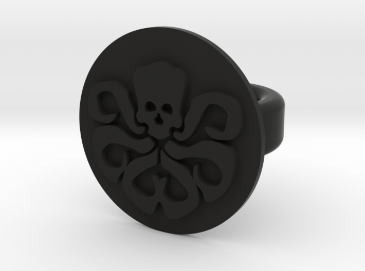 octoskull 3d printed