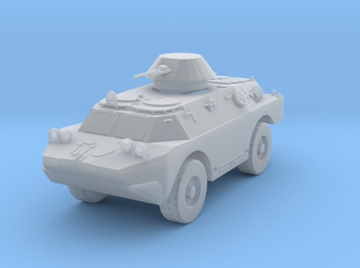MV01C BRDM-2 Scout Car (1/100) 3d printed