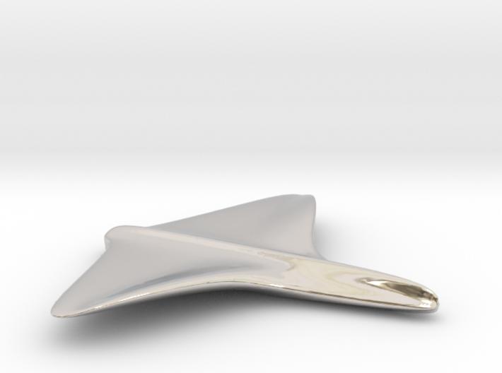 Sea Gull Glider 3d printed