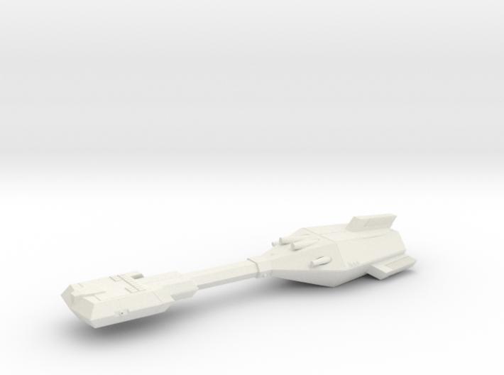 3125 Scale Trobrin Command Cruiser (CC) MGL 3d printed